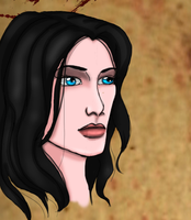 Guinevere Hawke by FaeTian