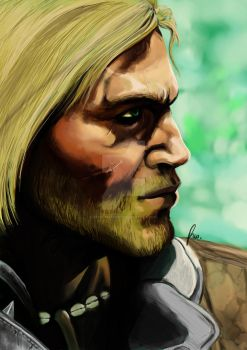 Edward Kenway by bekahwithers