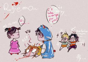 Gazette Doraemon- Rookiemon by Alzheimer13