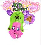 Acid Fluffy III by jack22
