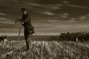 My rural male muse by clalepa
