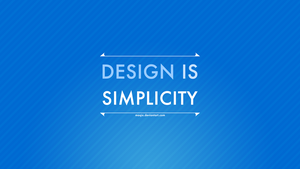 Design Is... by Maqix