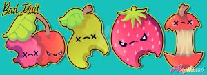 Bad Fruit by marywinkler