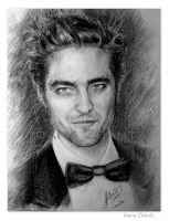 Rob at the Oscars Night 2009 by lildevilme