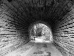 Limestone Tunnel by MacroMagnificent