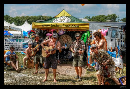 Band Unknown HDR II by joelht74
