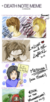 Mememe -Death Note- by Met-chan