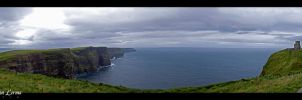 Cliffs of Moher by MonLerma