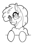 Colour Me Curly Mane - Tsand106 by SnowDreamDraws