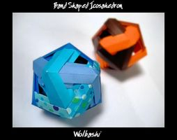 Band Shaped Icosahedron by wolbashi