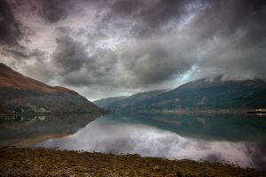 Loch long face on by CharmingPhotography
