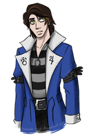 McGee's Alistair by Hasana-chan