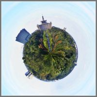 my little planet by AlinaZimmy