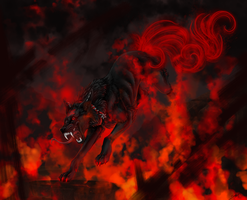 Inferno by TransparentGhost