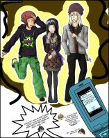 Bakuman : Meeting 'Friends' by blamedorange