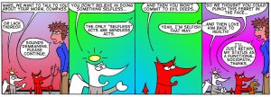 A Girl Named Mars Redux #2 by Russotrot