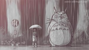 Totoro by andloco