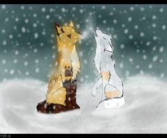 frost-covered love by sunkissin