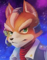 Fox McCloud by Haychel
