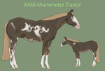 RMS Marionette Dance by theRyanna