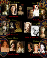 The 6 Queens of Henry VIII by lady-andra