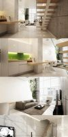a small loft by georgas1
