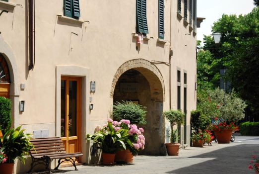 towns of Tuscany II by Wilithin
