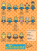 Minions150826 by DiabolicKevin