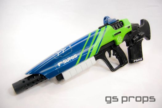 Suros Hawksaw - Destiny The game by GS-PROPS