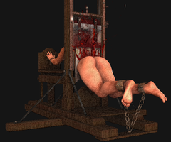 Guillotine by DARKSIDEOFMAGIC