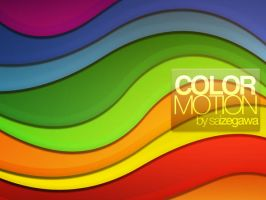COLOR MOTION by saisao