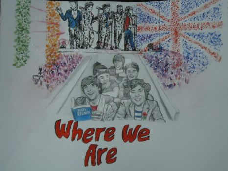 One Direction Where We Are by sweet-lion1d