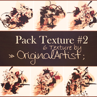 Pack Texture #2 by scricciolartist