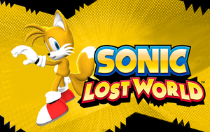 Tails in Sonic lost world remade by Nibroc-Rock