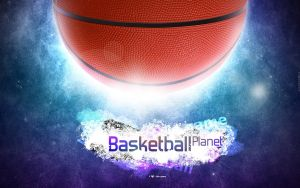 Basketball Planet by alexeit