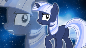 Silverlay Wallpaper (Galaxy) by NovellaMLP