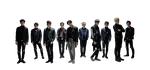 EXO [PNG Render] by ByMadHatter