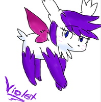 Violet The Skymin by SoraSheimi