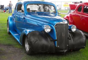 1937 Chevy Coupe by Photos-By-Michelle