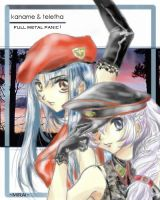 Full Metal Panic by mirai