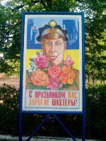 Uglegorsk, Donbass. WTF? by FCSD