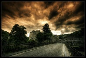 Road of mysteries by zardo