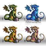 Adoptables Dragons - [OPEN] by Metalnico