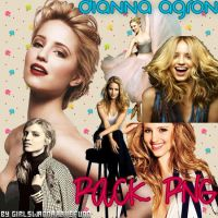 Dianna Agron pack png images by GirlsWannaHaveFunn