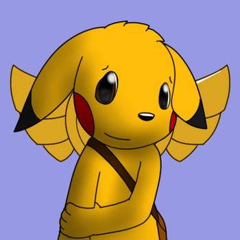 Icon- Dansun the Pikachu by KurtisTheSnivy
