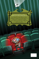 The Attack of the Killer Pop Corn [back] by inkjava
