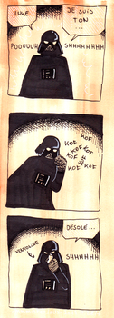 I'm your father - parody by mmmisterious