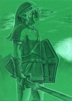 Link by WandererFromYs