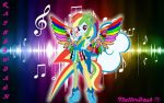 Colorful-music by FlutterDash75