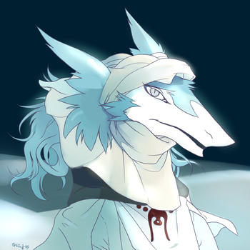 [From Patreon] Shaman Sergal by mick39
